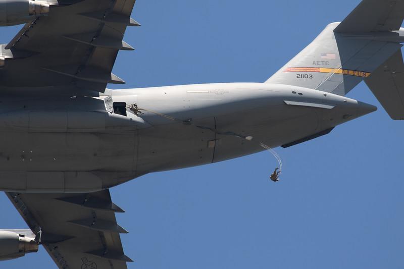 Airborne Jumpers (C-17)