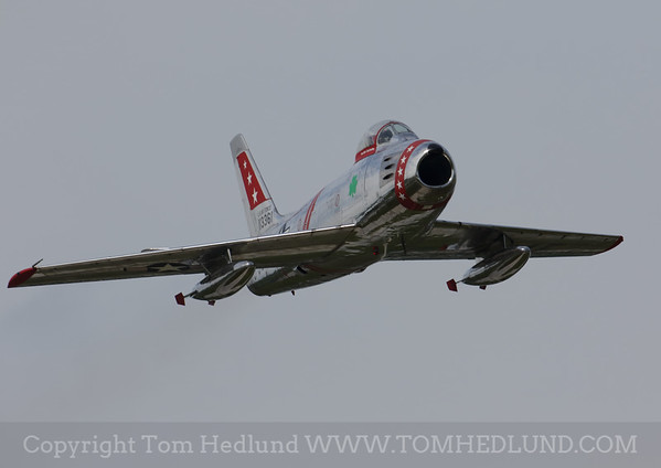 F86 making life difficult on a MIG