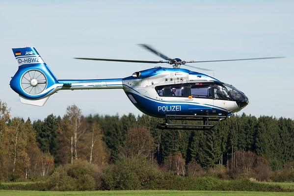 Gebirgsflugausbildung deutsche Polizei