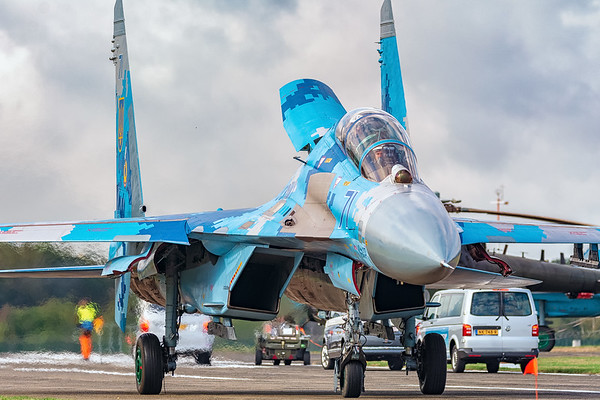 Su-27 Flanker, Ukranian Air Force