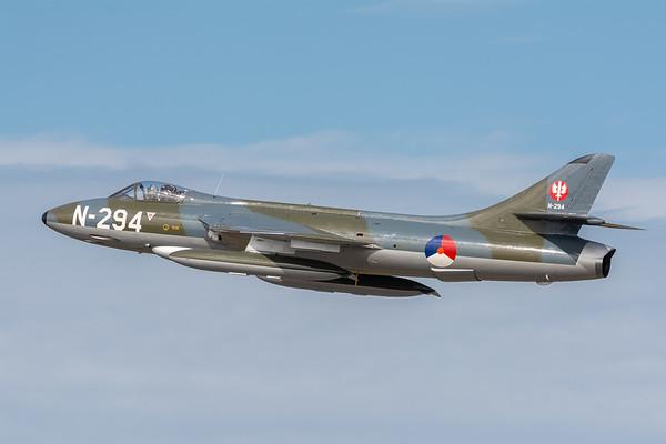 Hawker Hunter, Royal Netherlands Air Force