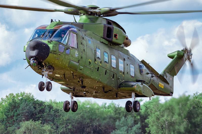 EH-101 Merlin, Danish Air Force