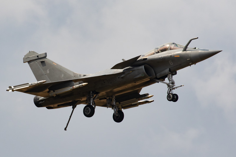 French Rafale M (Navy)