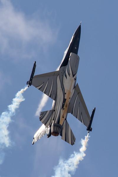 Belgian F-16 Demo