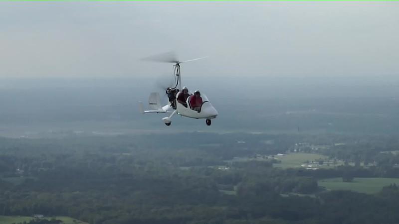 Gyro Flight