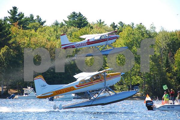 International Seaplane Fly-in - Greenville, ME  2010