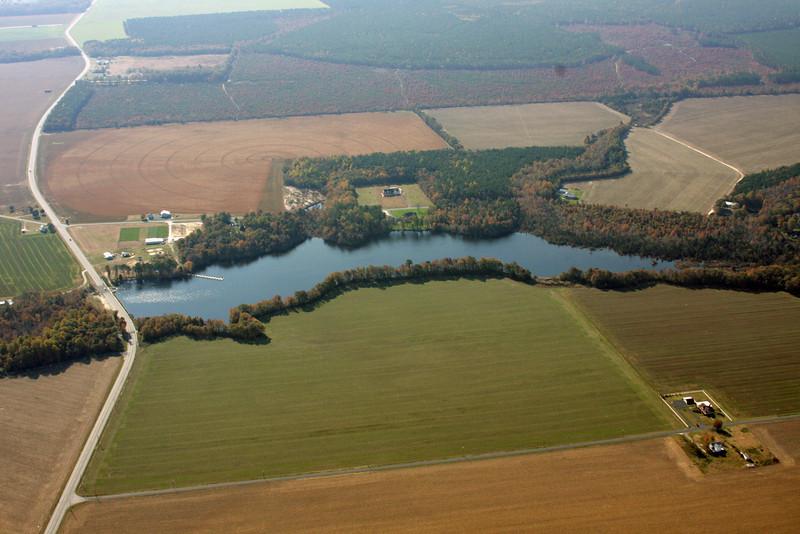 Reynolds Pond, near Ellendale, Delaware