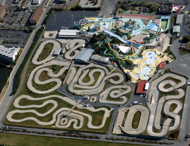 Ocean City, MD Amusement Park