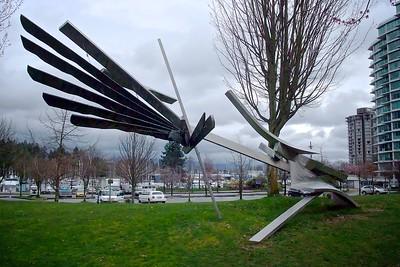 Aero-Inspired Installations by Natalie McHaffie
