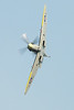 """Le Supermarine Spitfire fut l'un des chasseurs monoplaces les plus utilisés par la RAF et par les Alliés pendant la Seconde Guerre mondiale. Il fut déterminant dans la victoire de la RAF lors de la bataille d'Angleterre. Son principal rival dans les combats aériens fut le Messerschmitt 109. Source : <a href=""""http://www.air14.ch/internet/air14/fr/home/Programme/avionshistoriques/Spitfire.html"""">http://www.air14.ch/internet/air14/fr/home/Programme/avionshistoriques/Spitfire.html</a>"""