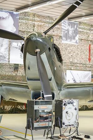 Le D-3801 (la dénomination du MS.406 construit sous licence en Suisse) no 194, sorti de l'usine EFW en 1942, est le seul « MS.406 » en état de vol aujourd'hui. Ex-[J-143], il appartient aujourd'hui à Éric Chardonnens, qui le maintient en état de vol avec l'aide de l'association Morane Charlie Fox, puisque l'appareil porte l'immatriculation civile [HB-RCF].