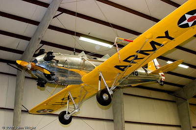 "Ryan PT-22 ""Recruit"" primary trainer"