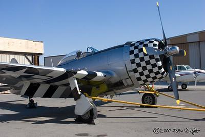 """Republic Aircraft P-47D """"Thunderbolt"""""""