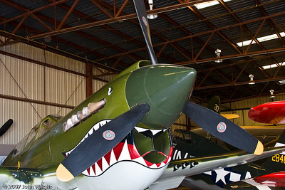Curtiss-Wright P-40N-5-CU Warhawk