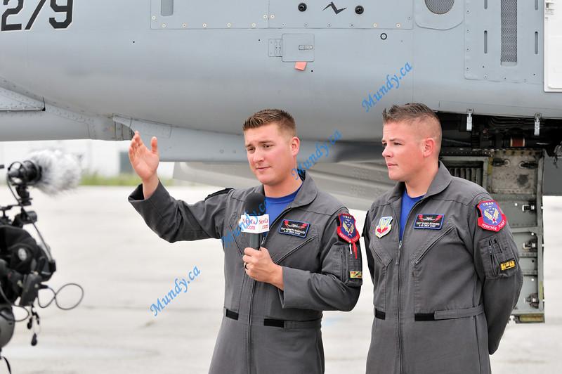 A-10 Warthog crew chiefs.
