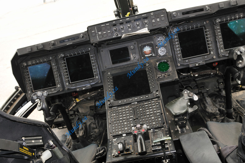 Osprey Cockpit.