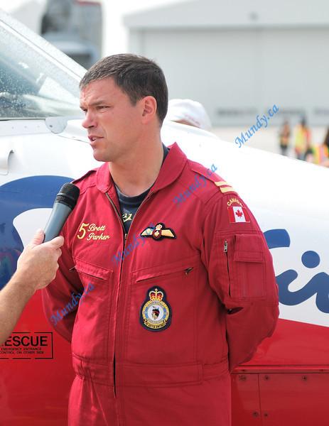 Snowbird #5 - Capt Brett Parker