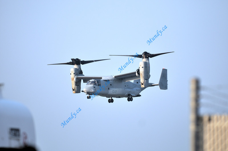 Here comes the V-22 Osprey!