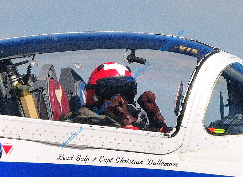 #9 Captain Christian Dallamore