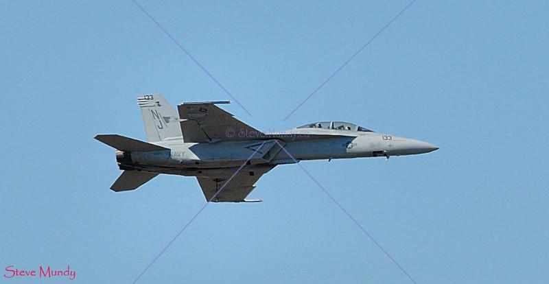 F18F - Super Hornet (Rhino) - US Navy