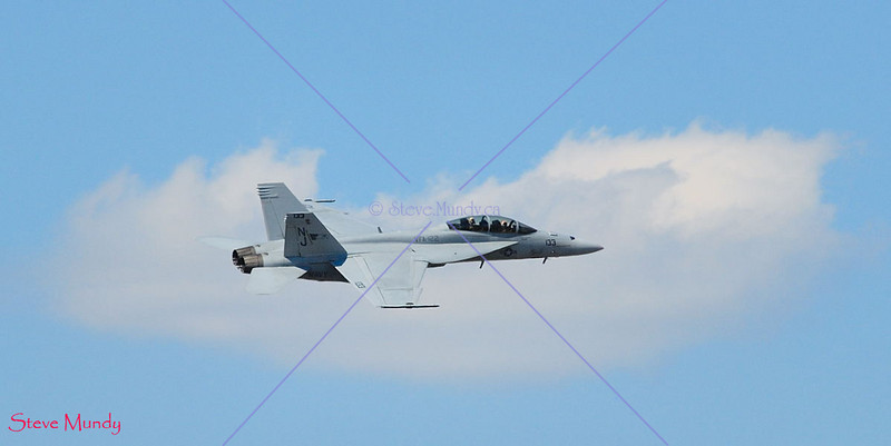 F18F - Super Hornet (Rhino) - US Navy