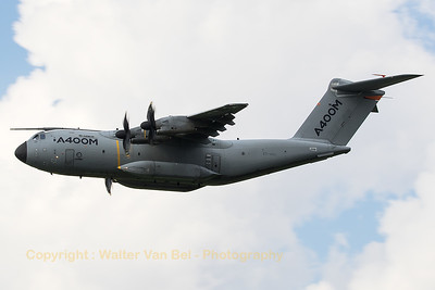 This Airbus A-400M Atlas (EC-402; cn002) made some very nice photo-passes during Airpower16 at Zeltweg Air Base.