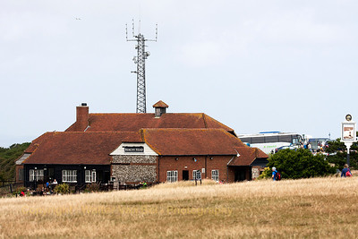 "The pub, named after the famous landmark ""Beachy Head""."