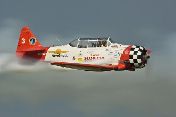 Aeroshell T-6 Team