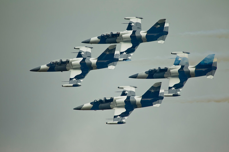 Heavy Metal Jet Team
