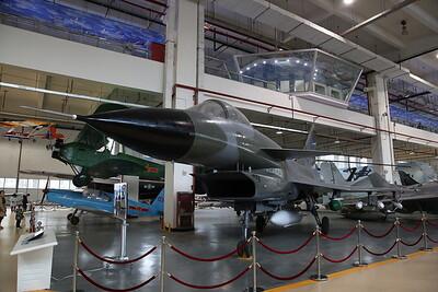 Chengdu J-10 'Vigorous Dragon' Chinese-built Multirole combat aircraft (NATO : 'Firebird') - 20/01/18.