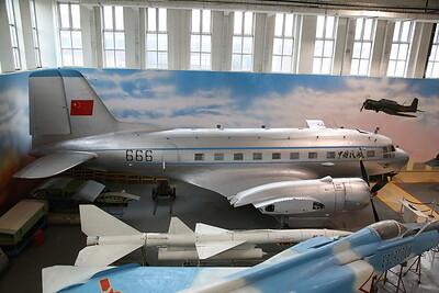 Ilyushin (VEB) Il-14P 'Crate', 666, Soviet post-war airliner - 20/01/18.