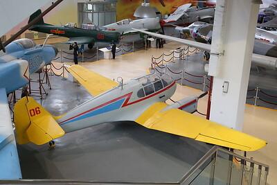 Aero Ae-45, 7508 / '06', Czech-built civil utility aircraft - 20/01/18.