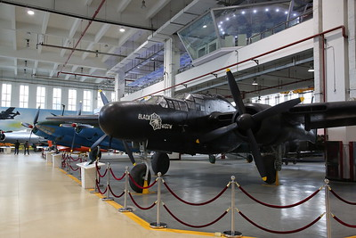 Air and Space Museum, Beijing, 20th January 2018