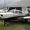 Mooney Aircraft at Oshkosh - 29 July 2004