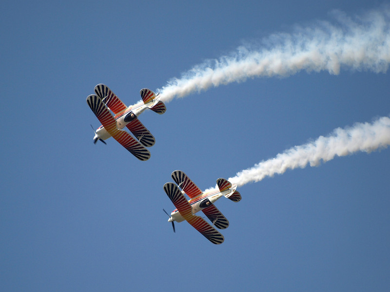 Iron Eagles at AirVenture - 27 July 2010