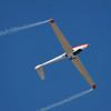 Salto Powered Glider Aerobatics  at AirVenture - 29 July 2011