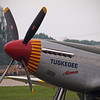 Tuskegee Airmen P-51 at AirVenture - 28 July 2011
