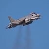 AV-8B Harrier Transitions at AirVenture - 29 July 2011