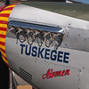 Tuskegee Airmen P-51A at AirVenture - 28 July 2011
