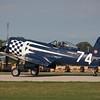 Super Corsair at AirVenture - 26 July 2012