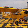 Piper J-3 Cub at AirVenture - 25 July 2012