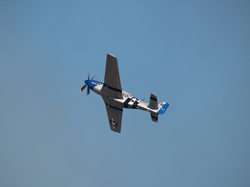 P-51D at AirVenture - 28 July 2012