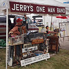 Jerry Sleger's One Man Band at AirVenture - 26 July 2012