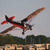 Kyle Franklin's Super Cub at AirVenture - 26 July 2012
