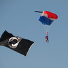 POW-MIA Flag at AirVenture - 28 July 2012