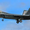 F22 Raptor - 325FW - 95FS - TY AF 05-4086 - RAF Lakenheath (April 2016)