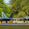 F22 Raptor - 325FW - 95FS - TY AF 05-4091 - RAF Lakenheath (April 2016)