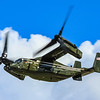 Bell Boeing V-22 Osprey - US Marine Corps - RAF Mildenhall (April 2016)