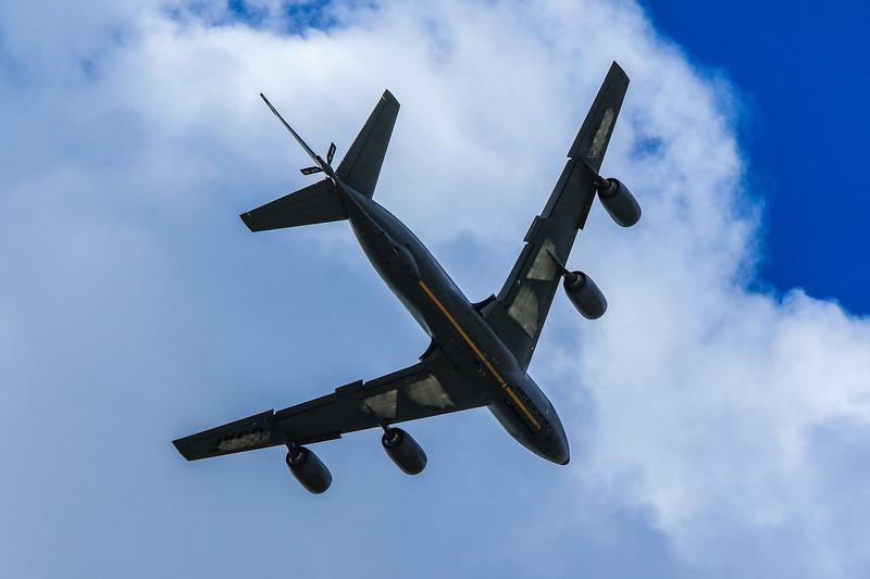 Boeing KC-135 Stratotanker - 80050 - 6AMW - 927ARW - RAF Mildenhall (April 2016)