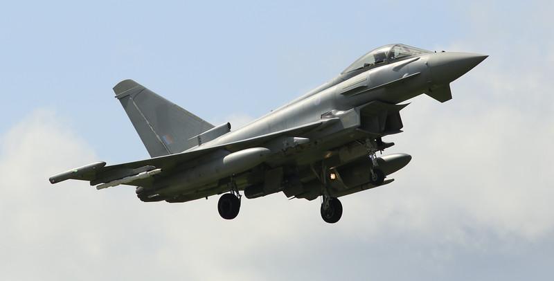Eurofighter Typhoon - FGR4 - ZJ946 - RAF Coningsby (May 2016)